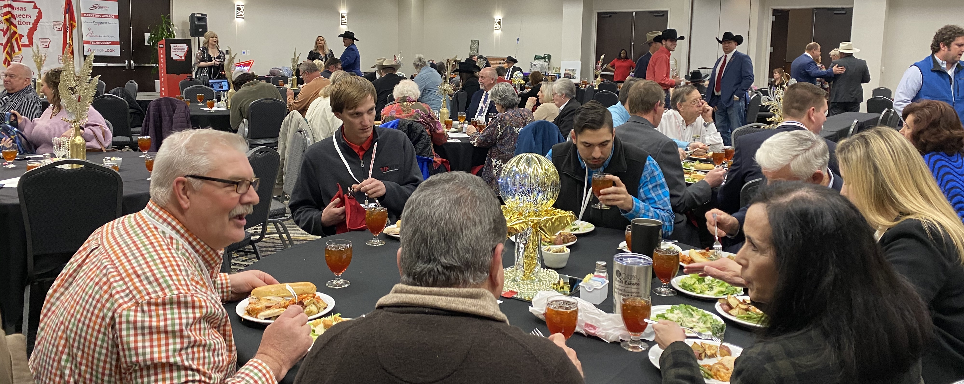 Arkansas Auctioneers Association 2020 Convention